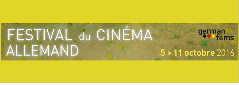 Événement : Festival du cinéma allemand 2016